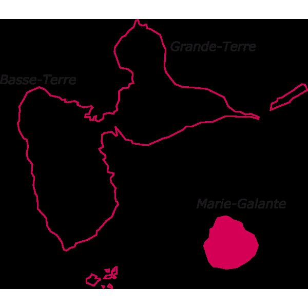 CARAMIEL de Marie-Galante