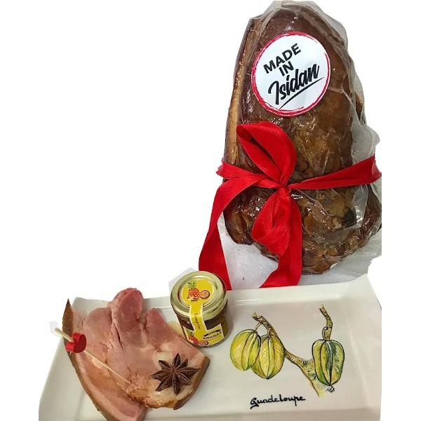 Jambon artisanal à la canne à sucre - 1,3kg/1,5kg/3kg au meilleur prix